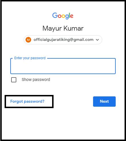 gmail ka password chenj kare 3